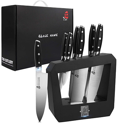 TUO Knife Block Set